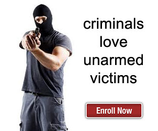 Criminals love unarmed victims. Oregon CHL Training online