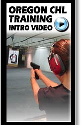 Oregon Online CHL Training video